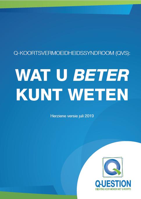 Vernieuwde brochure QVS: wat u beter kunt weten